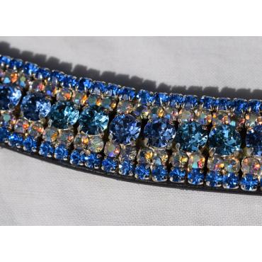 Light Sapphire-Marine 5 Row