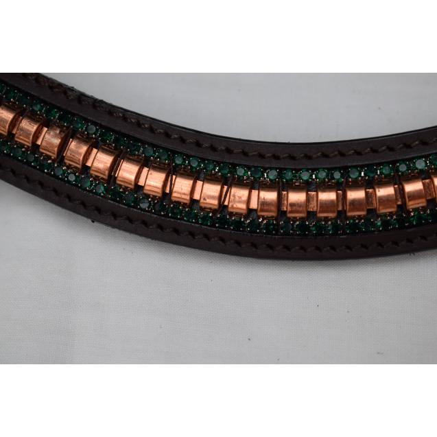 Emerald Caprice-Studs