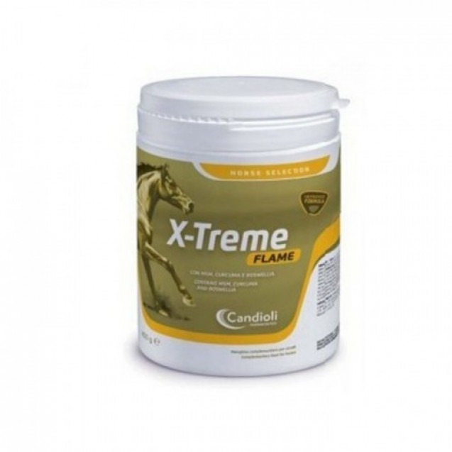 Candioli x-treme flame 450 gr